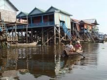 Kampong Phluck Village