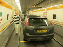 Le Shuttle Eurotunnel Calais/Folkestone