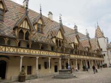 Hôtel-Dieu de Beaune, France