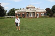 Monticello, Charlottesville, Virginia,