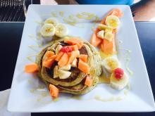 Food of Cafe Alter Ego