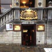 'T Kelderke Brussels Bruxelles Belgium