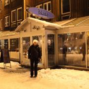 Kaia Bar & Restaurant Tromso Norway