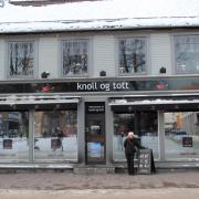 knoll og tott Tromso