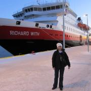 Hurtigruten Cruise Ship - MS Richard With