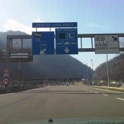 Lyon Motorway