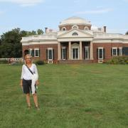 Monticello, Charlottesville, Virginia,