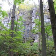 Escarpment Face