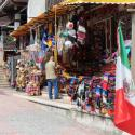 A shop in playa del carmen