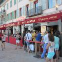 La Pizza Cresci, Cannes, France