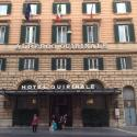 Hotel Quirinale, Rome, Italy